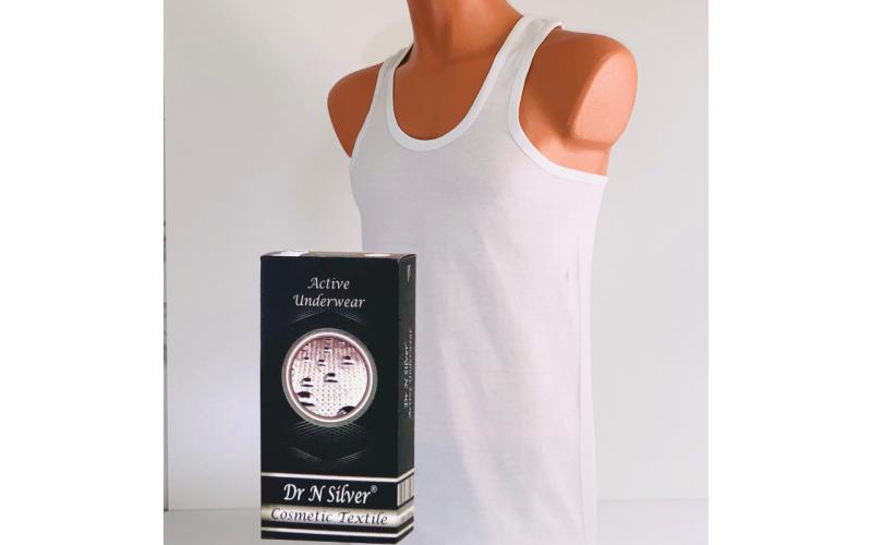 Dr N Silver Gümüşlü Erkek atlet